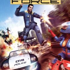 Pursuit Force --- PSP - Jocuri PSP Sony, Actiune, 12+, Multiplayer