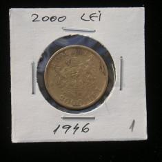 CMR1 - 2000 LEI 1946 - Moneda Romania
