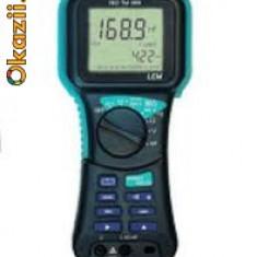 MULTIMETRU ISO-TEL 250 TI LEM TESTER PROFESIONAL - Multimetre