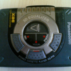 Walkman panasonic cu un defect mic - Casetofon