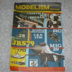 REVISTA MODELISM NR. 1/ 1989 (22)