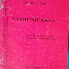 COMUNICAREA-CURS DE SPECIALIZARE PENTRU LUCRATORI SOCIALI IN MEDIUL RURAL