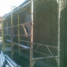 Schela FRACASSO -ITALIA, 200mp - Scara/Schela constructii