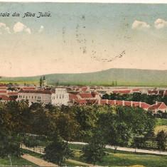 Alba Iulia - Vedere totala - 1925