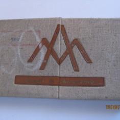 AGENDA COLECTIE PENTRU BIROU DIN 1965 CU MUZEUL DE ARTA AL R.P.R. - Reproduceri arta