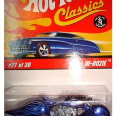HOT WHEELS ;W-OOZIE ++1799 DE LICITATII !! - Macheta auto