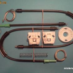 Kit reparatie macara geam Volkswagen Bora('97-'07) fata dreapta, BORA (1J2) - [1998 - 2005]