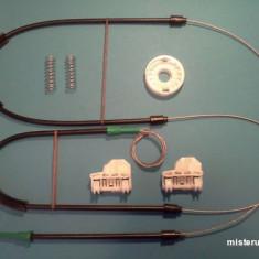 Kit reparatie macara geam  Volkswagen Passat B6Tip-3C (fab.'05-'10)fata dreapta
