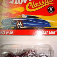 HOT WHEELS; BLAST LANE ++1799 DE LICITATII !! - Macheta auto