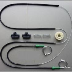 Kit reparatie macara geam actionat electric Volkswagen Lupo(pt an fab.'98-'05) fata dreapta