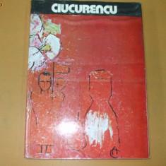 Micea Deac Album Ciucurencu 119 ilustratii 1978 - Album Pictura