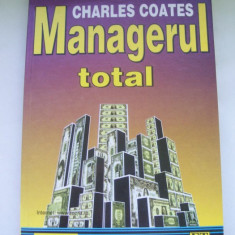 MANAGERUL TOTAL CHARLES COATES - Carte Management