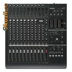 Mixer YAMAHA N12 - Mixer audio