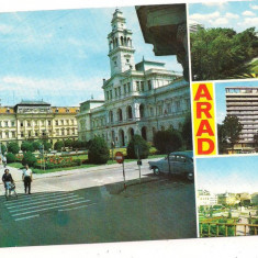 Carte postala-ARAD - Carte Postala Crisana dupa 1918
