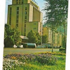 Carte postala-BRASOV-Hotel Carpati - Carte Postala Transilvania dupa 1918