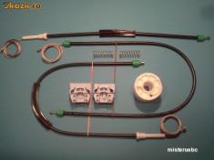 Kit reparatie geam actionat electric Volkswagen T5 (pt an fab.'03-'11) fata dreapta