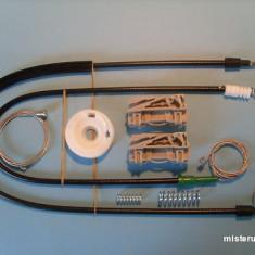 Kit reparatie macara geam Volkswagen Sharan (pt an fab.1995-2010) dreapta spate