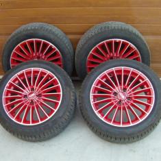 Vand Jante OZ 35 Anniversary Red 16 + cauciucuri - Janta aliaj