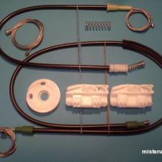 Kit reparatie geam actionat electric Volkswagen Sharan ('96-04) fata stanga - Kit reparatie macara, SHARAN (7M8, 7M9, 7M6) - [1995 - 2010]