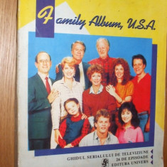FAMILY ALBUM USA -- Engleza Americana pentru incepatori si avansati