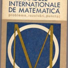 9A(329) E.A.Morozova-OLIMPIADELE INTERNATIONALE DE MATEMATICA - Culegere Matematica
