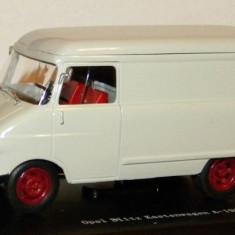 BREKINA Opel blitz minivan 1:43 - Macheta auto