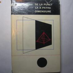 De la punct la a patra dimensiune Egmont Colerus, l3, rf2/1 - Carte Matematica