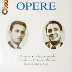 Anton Holban Opere I-II (Academia romana)