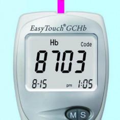 EasyTouch GCH - aparat portabil,  masoara glicemie, colesterol, hemoglobina
