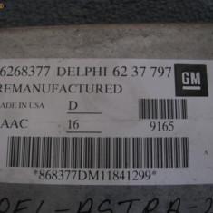 Calculator motor OPEL ASTRA motor 1.6/8V PART NUMBER: 16268377 6237797 - ECU auto