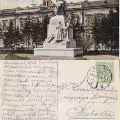 Oradea-1913 - Carte Postala Crisana pana la 1904