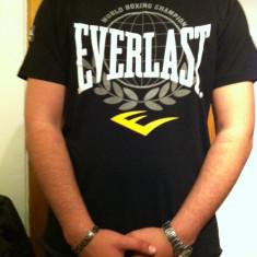 Everlast (London) - Tricou barbati, Maneca scurta, Bumbac