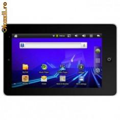 "Tableta Goclever TAB I71 7"" cu procesor ARM11 1.0GHz, 256MB, 4GB, Wi-Fi, Android 2.3, Black/Silver"