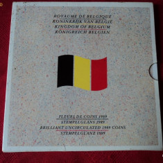 J. Set monetarie Belgia 1989