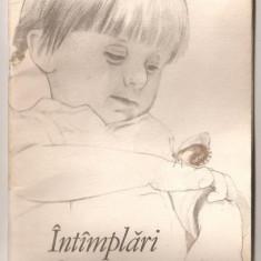 (C1058) INTIMPLARI DIN PATRU ZARI DE ELISABETA PREDA, EDITURA ION CREANGA, BUCURESTI, 1986, ILUSTRATII DE RODICA-IOANA GHILEA - Carte poezie copii