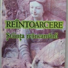 Gandirea vedica _ Reintoarcere _ Stiinta reincarnarii - Carti Hinduism