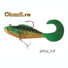 Twistere LW 023 4buc/pachet - Momeala artificiala Pescuit