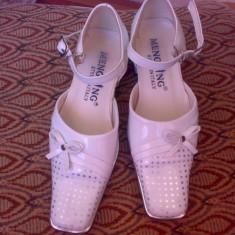 PANTOFI DE LAC - Pantofi copii, Fete, Marime: 29, Roz