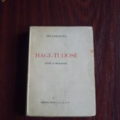 Hagi-Tudose. Tipuri si Moravuri - Delavrancea - Roman