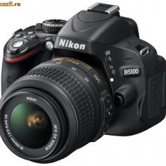 NIKON D5100 + OBIETIV AF-S VR DX 18-55 mm (nou sigilat) - Aparat Foto Nikon D5100, 16 Mpx