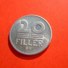 Ungaria 20 filler 1982