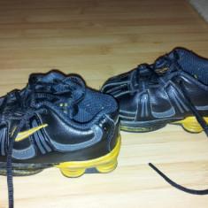 Adidasi NIKE mar. 20 - Adidasi copii Nike, Baieti, Negru