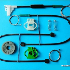 Kit reparatie macara geam actionat electric Volkswagen Caddy II Tip -9k(pt an fab.'96-'04)fata dreapta
