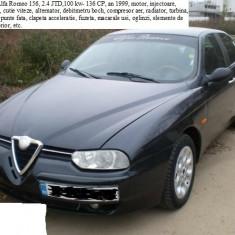 Dezmembrez Alfa Romeo 156 1.8 Ts, 2.4 JTD - Dezmembrari