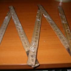 Metru de lemn - Metru masura