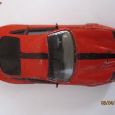FERRARI 550 MARANELLO PRODUS DE BURAGO LA SCARA 1/43 - Macheta auto
