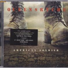 CD Rock: Queensryche - American Soldier (2009) - Muzica Rock