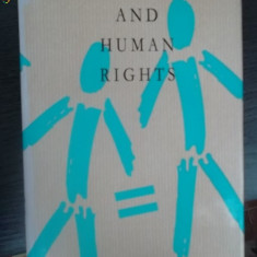 PRIVACY AND HUMAN RIGHTS -CARTE IN ENGLEZA