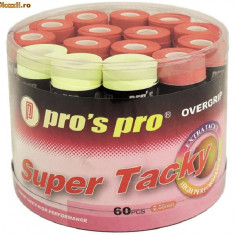Pros Pro Super Tacky 60 pack - Grip tenis