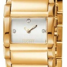 Esprit ES101022003 ceas dama, 100% veritabil. Garantie.In stoc - Livrare rapida., Otel, Analog